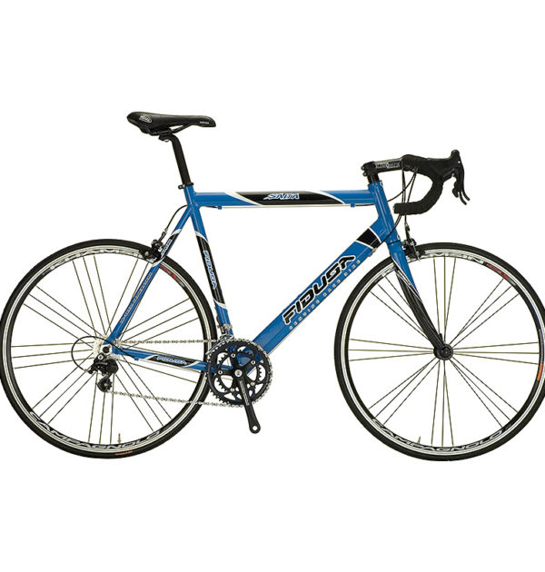 Group D - Lightweight alloy road race bike with 18 or 20-speed indexed Campagnolo gears