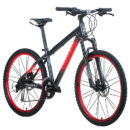 Croup C - Sport MTB with suspension fork and Shimano indexed gears.