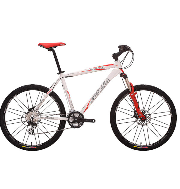 Group C - Sport MTB with suspension fork and Shimano indexed gears.